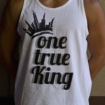 One True King - Tank Top (MEN'S)