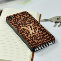 New Luxury Designer Letters iPhone 4/4S Case