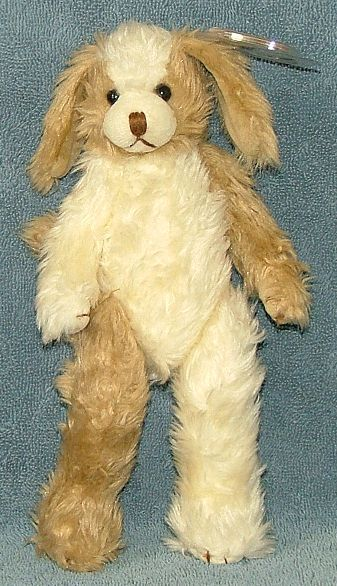 Ty beanie baby attic treasures scruffy the dog 1993
