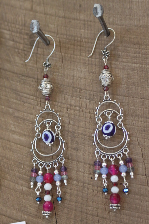 Boho Baby Earrings