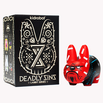 8 Deadly Sins Labbit Mini - BLIND BOX