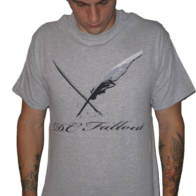 Mens quill and pen t