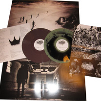 Wildernessking - The Writing of Gods in the Sand 2xLP