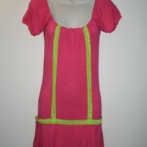 Y-London Hot Pink Dress