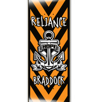 "Reliance Icon series Braddock ""Anchor"""
