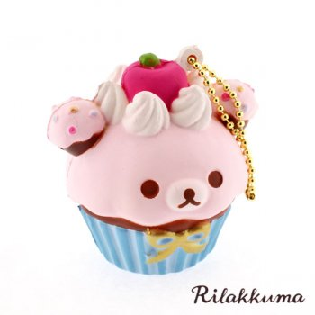 ... Cupcakes · Kawaii Squishy Shop · Online Store Powered by Storenvy: kawaiisquishyshop.storenvy.com/products/503118-rilakkuma-squishy...