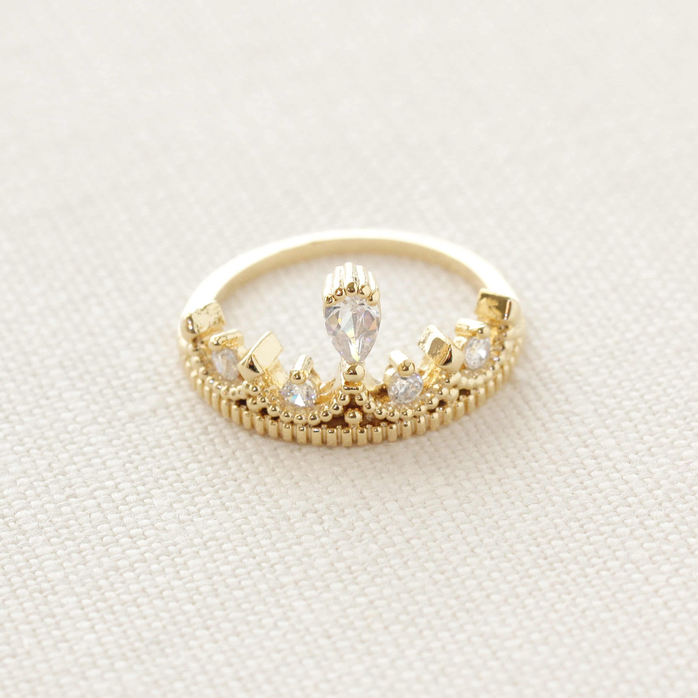 Princess Crown Rings Online