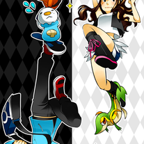 Black & White (Pokemon)