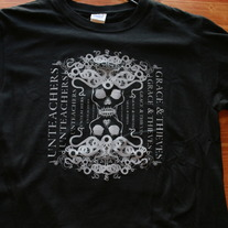 UNTEACHERS vs. GRACE & THIEVES T-Shirts!