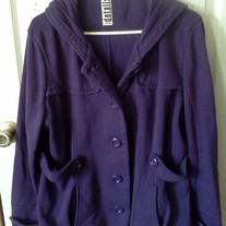 INTL D.E.T.A.I.L.S. Purple Jacket XL