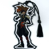 Bookmark - Kingdom Hearts II: Sora - Halloween Form (Fanart)