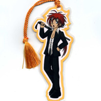 Bookmark - Final Fantasy VII: Advent Children: Reno (Fanart)