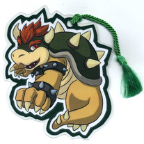 Bookmark - Super Smash Bros. BRAWL: Bowser (Fanart)