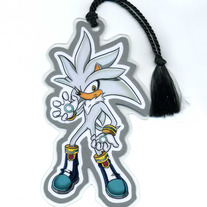 Bookmark - Sonic the Hedgehog: Silver (Fanart)