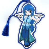 Bookmark - Elemental Chibi Bishonen: Water