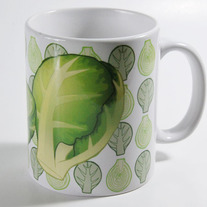 Brussels Sprout Mug