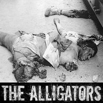 "The Alligators ""s/t"" 7"""
