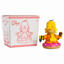 Homer Buddha by Kidrobot x The Simpsons