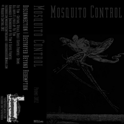 "Mosquito control (nz) - ""promo 2012"" tape"