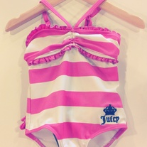 Juicy Couture Tied Ribbon Swimsuit