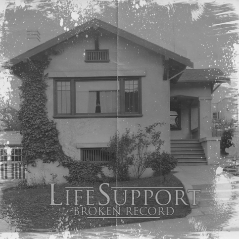 Life Support- Broken Record EP