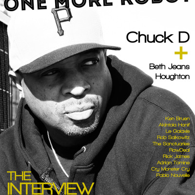 One more robot issue 11 - the interview issue