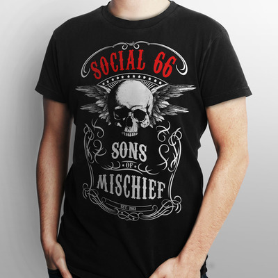 S66 - sons of mischeif tee