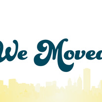 We Moved - City