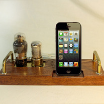 iPhone 5 Dock - Charger and Sync Station -Retro fit any iDock it Docking System with the new Lighting plug - iPhone 5