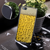 New Chic Tasty Beer iPhone 5 Case Cover