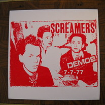 SCREAMERS 7-7-77 DEMO LP