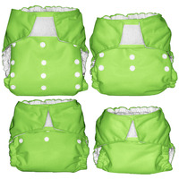 One Size Fits All Pocket Cloth Diaper Pattern - Thumbnail 2