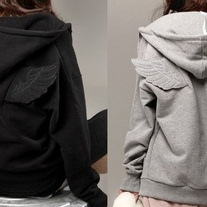 Angel Wings Jacket Hoodie