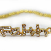Faith Bracelets - Gold