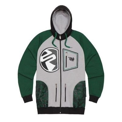 [season off sale] ehoto ski & snowboard zip hoodie - epic