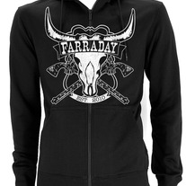 Farraday Wild West Zip-Up Hoodie