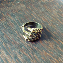 Eagle Claw Ring (Size 8)