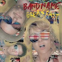 "Bandname ""Breakfast"" CD (Soft City Records)"