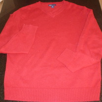 Red Sweater-Gap Kids-Size 12