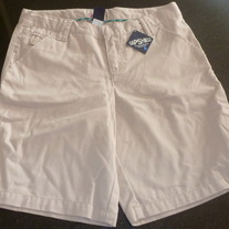 Khaki Shorts-NEW-Gap Kids Size 10 Plus