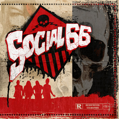 Social 66 - self titled album