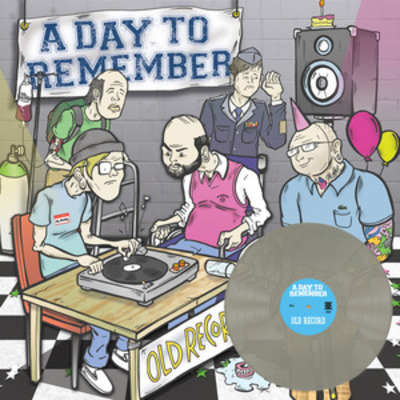A day to remember- old record