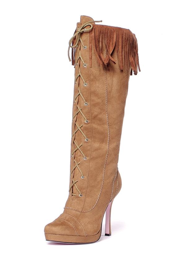 clearance 4 5 quot knee high boot on storenvy