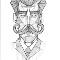 DAPPER DRAWING 5