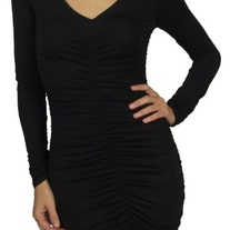 Perfect Holiday  Dress - Black