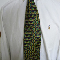 Schwabe-May Gold Bauble Tie