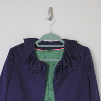 Boden Royal Purple Jacket