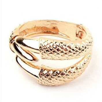 Claw Bangle - Gold