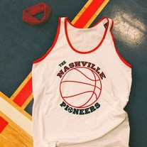 Nashville Pioneers (Team Jersey)