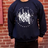 Most High Sweatshirt - Navy